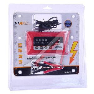 Устройство зарядное 14.4V 4А 120Ач 220V (3-стадии, влагозащитный) АВТОТОРГ SD-1017M