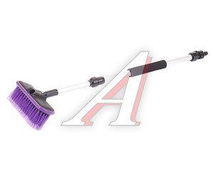 Щетка для мытья автомобиля телескопическая 110см,18-22мм MAXI PLAST SB3031