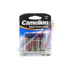 Батарейка AA R6 1.5V Saline (по 1шт.) CAMELION C-R6бл