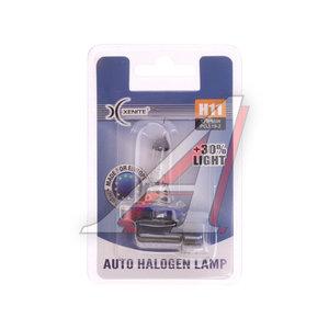 Лампа 12V H11 55W PGJ19-2 +30% блистер 1шт. XENITE 1007087