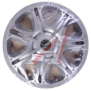 Колпак колеса R-13 декоративный серый комплект 4шт. ТОП ГИР ТОП ГИР R-13