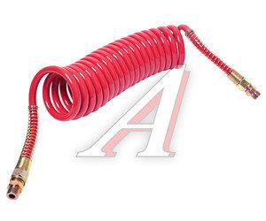 Шланг пневматический витой М16 L=6.5м (красный) AIR FLEX М16 L=6.5м (красный), 1868297 (М16х6.5м) к