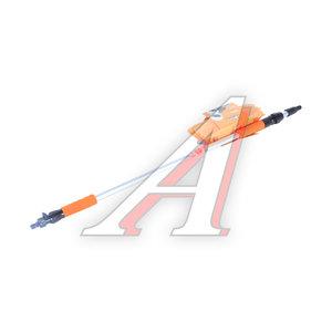 Щетка для мытья автомобиля с телескопической ручкой под шланг 200см AIRLINE AB-H-01, 1873