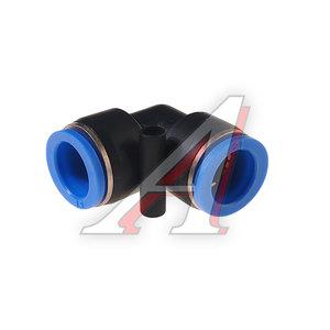 Фитинг для пластиковых трубок угловой 16мм ROCK FORCE RF-SPV16