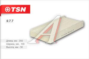 Фильтр воздушный салона FORD Focus TSN 9.7.7, LA78, 1062253