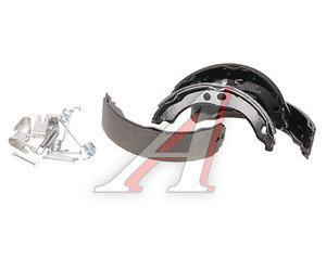 Колодки тормозные PEUGEOT Boxer CITROEN Jumper FIAT Ducato (06-) стояночного тормоза (4шт.) BOSCH 0 986 487 726, GS8744