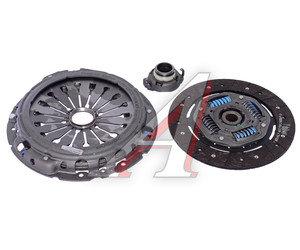Сцепление FIAT Ducato (02-) (2.3 JTD) комплект LUK 624321400, 3000951315, 71728661/71734906/71784560