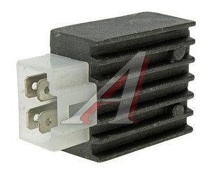 Реле регулятор напряжения мото 50см3 (4 конт.) МОТО, 4620753543911