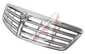 Облицовка радиатора ГАЗ-31105 пластик с 2007г. 31105-8401112-01,