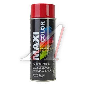 Краска сигнально-красная аэрозоль 400мл MAXI COLOR MAXI COLOR 3001, 3001MX
