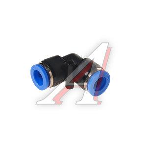 Фитинг для пластиковых трубок угловой 10мм ROCK FORCE RF-SPV10