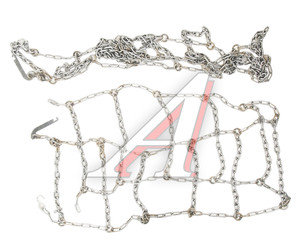 Цепь противоскольжения 300х508 (11.00 R20) КАМАЗ,МАЗ d=8мм усиленная комплект 2шт. ЛИМ ЛиМ ЦП 035
