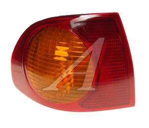 Фонарь задний TOYOTA Corolla седан (99-) левый (наружный) TYC 11-56320015B3, 212-19B9L-UE, 81561-1E080