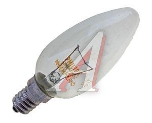 Лампа накаливания E14 B35 60W PHILIPS PHILIPS 60B35/CL/E14, 011671