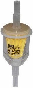 Фильтр топливный ВАЗ-2101-09 тонкой очистки (без отстойника) d=36мм БИГ 2101-1117010 GB-202, GB-202, 2108-1117010