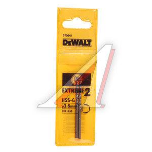 Сверло по металлу 3.5х70мм (2шт.) Extreme2 DEWALT DT 5041