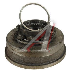 Ступица УРАЛ с барабаном и кольцом импульсным в сборе (для мостов с АБС, 2 подшипника) (ОАО АЗ УРАЛ) 55571-3103002-10 (55571-3103002-20), 55571-3103002-20, 55571-3103002-10
