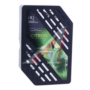 Ароматизатор воздуха под сиденье Perfume citron гелевый 120г HQ PSR-5