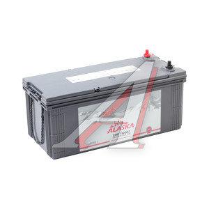 Аккумулятор ALASKA HD silver+ 190А/ч 6СТ190 180G51, 180G51