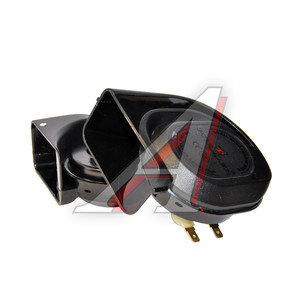 Сигнал звуковой 12V 450/550Hz, 115дБ, d=117мм комплект 2шт. FK PREMIER HN-2300