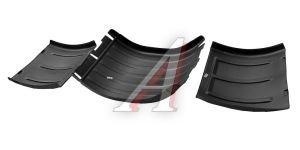 Крыло МАЗ двускатное 3-х составное (рессорная подвеска) комплект АИР PPL-60503133/PPL-60503134, К-700.01/ К-700.02 (СБОРКА)