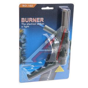 Горелка газовая бутановая бытовая с пьезоподжигом BURNER 102