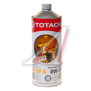 Масло моторное EXTRA FUEL SN синт.1л TOTACHI TOTACHI SAE0W-20