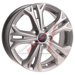 Диск колесный литой FORD Focus 3,Mondeo (07-) R16 FD50 S REPLICA 5х108 ЕТ50 D-63,3