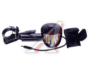 Фонарь велосипедный аккумуляторный Ledsbike черный с функцией ДХО OSRAM O-LEDBL101, LEDBL101