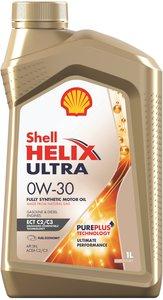 Масло моторное HELIX Ultra ECT C2/C3 синт.1л SHELL SHELL SAE0W30,