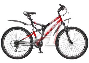 """Велосипед 26"""" 21-ск. двухподвесный STELS CHALLENGER"""