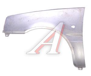 Крыло ВАЗ-1111 переднее левое 1111-8403015,