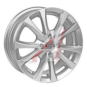 Диск колесный литой HYUNDAI Solaris KIA Rio (11-) R15 S NEO 509 4x100 ЕТ45 D-54,1
