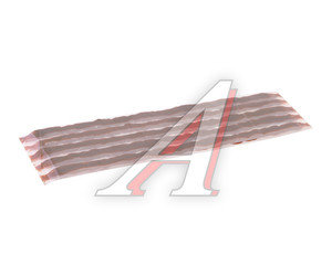 Шнур резиновый для ремонта бескамерных шин 5шт 5х175мм AGA DD-371/1