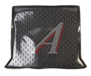 Коврик багажника УАЗ-3162,Патриот пластик ТП 3162-5109100, KAZ_uazP