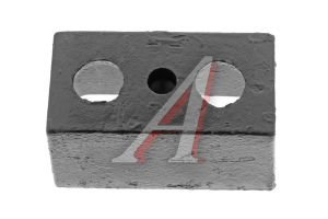 Подкладка МАЗ рессоры передней (высокая,Н=90мм) ОАО МАЗ 64222-2902422, 642222902422