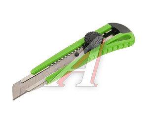 Нож с выдвижным лезвием усиленный 18мм АВТОТОРГ АТ-0536, AT00536
