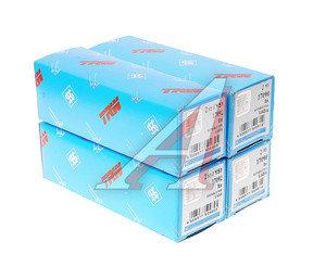 Клапан впуск/выпуск ВАЗ-2108,081 KS комплект 8шт. 17090/17092, 21081-1007010