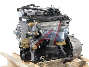 Двигатель ЗМЗ-40522А ГАЗ-3302 АИ-92 152 л.с. № ЗМЗ 40522.1000400-10, 4052-21-0004000-10,