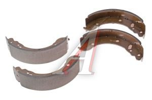 Колодки тормозные ГАЗ-3302 задние (4шт.) PILENGA 3302-3502090, BS-P 1004