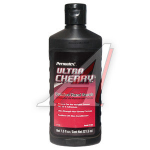 Очиститель рук лосьон с пемзой 222мл Ultra Cherry Hand Scrub PERMATEX PERMATEX 21108, PR-21108
