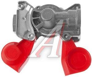 Головка соединительная тормозной системы прицепа 16мм (грузовой автомобиль) красная комплект WABCO 952 200 021 0/221 0 (красная), 400 604 329 0
