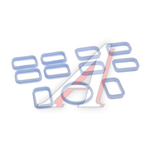 Прокладка коллектора FORD Transit (06-12) (2.2/2.4) комплект с кольцом BASBUG AR945, 027.150