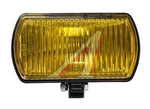 Фара противотуманная МТЗ прямоугольная 8724.304/301 желтая РК ФПГ-106.00.00