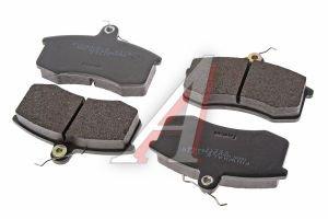 Колодки тормозные ВАЗ-2108 передние (4шт.) FINWHALE 2108-3501090, V218, 2108-3501080