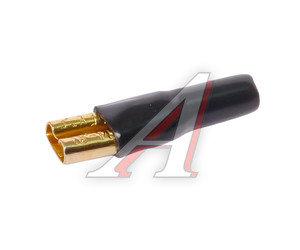 Клемма акустическая 4.8мм черного цвета BELSIS BELSIS BW4844B-С,