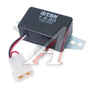 Реле регулятор напряжения ЗИЛ-5301 (аналог 4202.3702) TSN 66.3702, 1.5.20