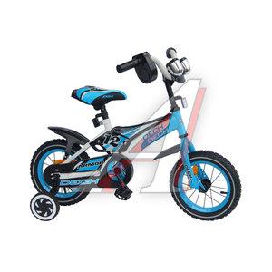 """Велосипед 12"""" 1-ск. (2-3года) голубой ARMOR DECH JKC1536-12,"""
