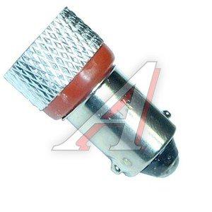 Лампа светодиодная 12V T20W BA9s бокс (2шт.) Bright Red MEGAPOWER 50423R, M-50423R
