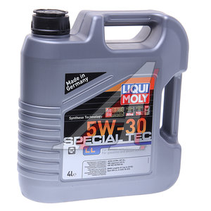 Масло моторное LEICHTLAUF SPECIAL LL 4л. LIQUI MOLY LM SAE5W30 7654